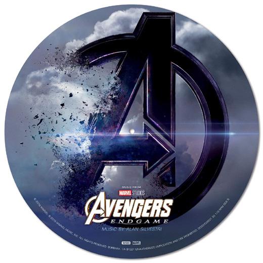 Avengers Endgame Vinyl